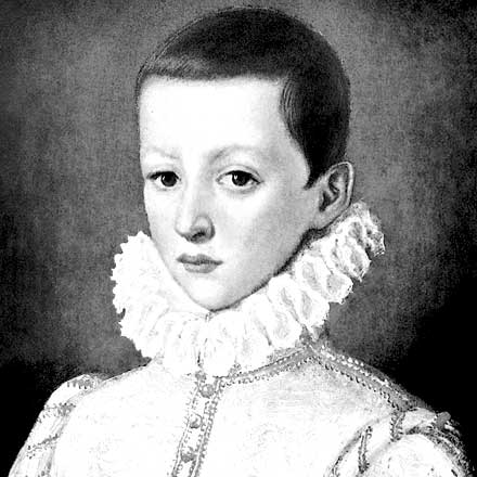 Portrait of Saint Aloysius Gonzaga (1568-1591)